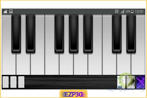 دانلود برنامه شبیه ساز پیانو اندروید
