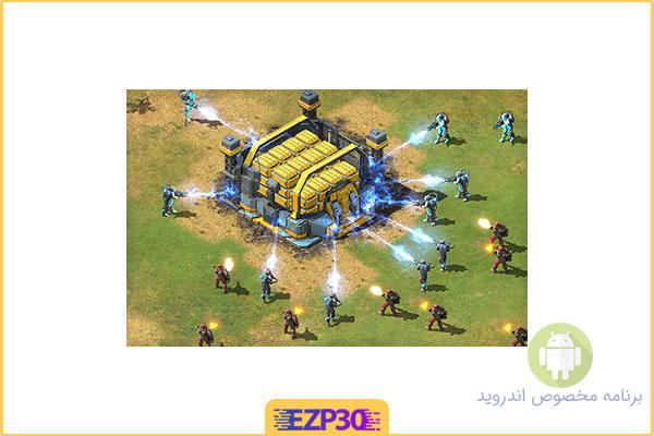دانلود بازی battle for the galaxy – بازی نبرد برای کهکشان اندروید