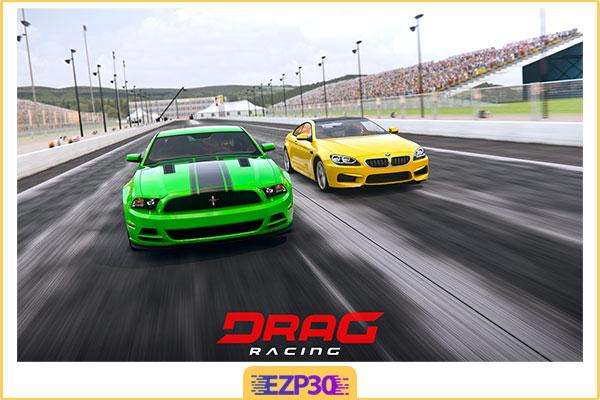 بازی drag racing
