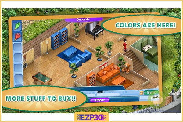 دانلود بازی virtual families 2