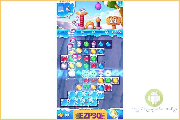 دانلود بازی ice crush 2