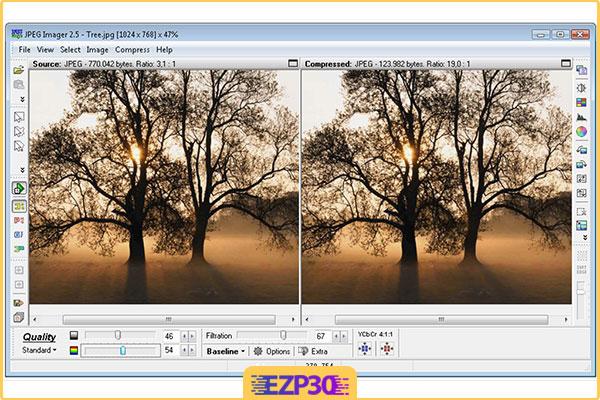 دانلود نرم افزار JPEG Imager