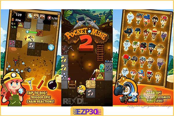 دانلود بازی Pocket Mine 2