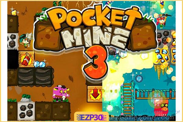 دانلود بازی Pocket Mine 3