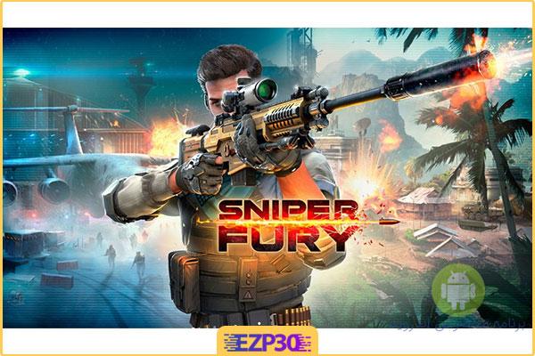 دانلود بازی Sniper Fury