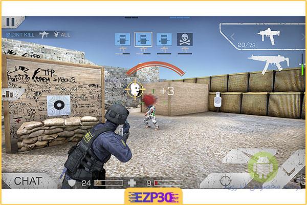 دانلود بازی Standoff Multiplayer