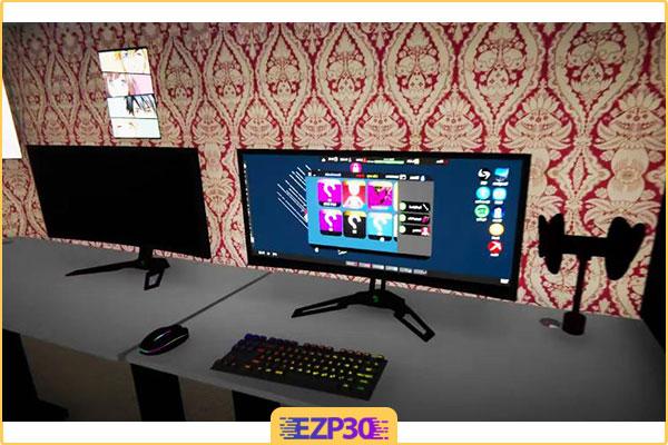 دانلود بازی Streamer life simulator