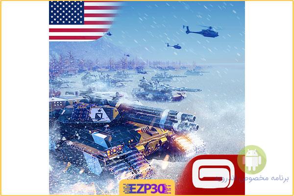 دانلود بازی War Planet Online اپلیکیشن فتح جهانی برای اندروید