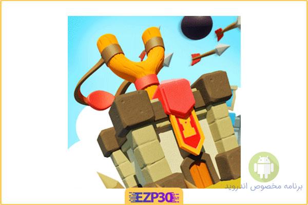دانلود بازی Wild Castle TD اپلیکیشن برج دفاعی قلعه برای اندروید