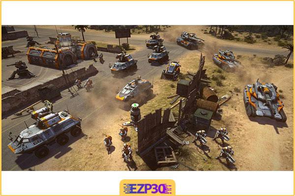 دانلود بازی جنرال2