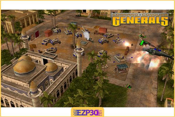 دانلود بازی generals