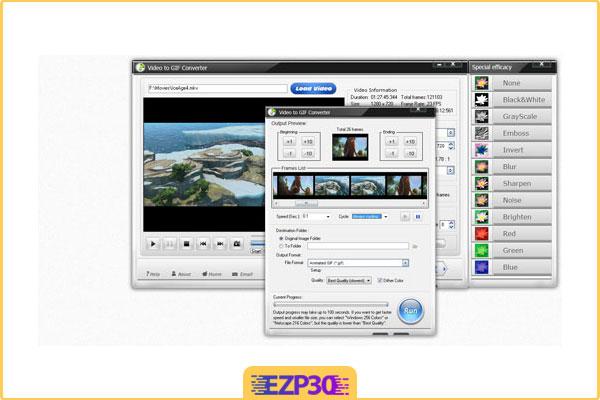 دانلود Any Video to GIF Converter