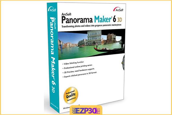 دانلود ArcSoft Panorama Maker نرم افزار ساخت تصاویر پانوراما – کامپیوتر