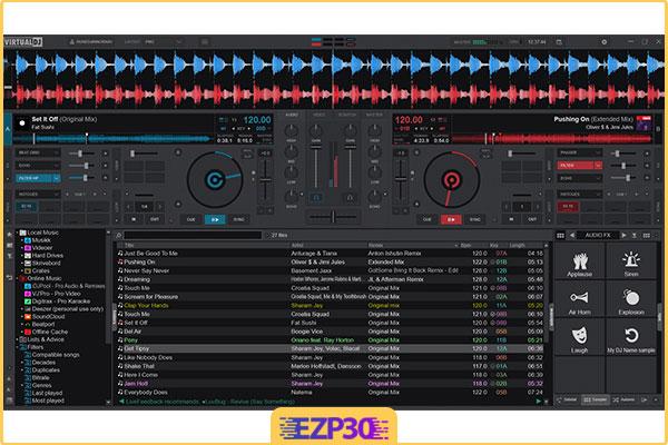دانلود Atomix Virtual DJ Pro