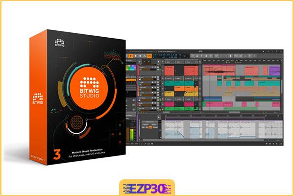 دانلود برنامه Bitwig Studio نرم افزار ساخت موزیک برای کامپیوتر