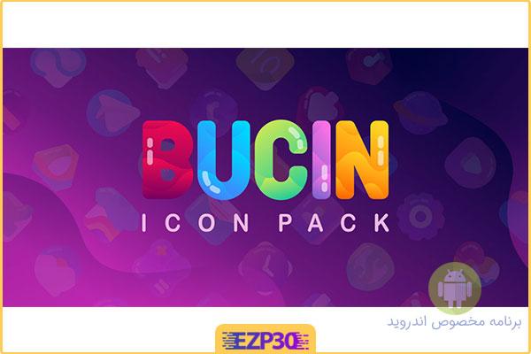 دانلود برنامه Bucin Icon Pack