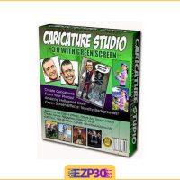 دانلود نرم افزار ساخت کاریکاتور برنامه Caricature Studio برای کامپیوتر