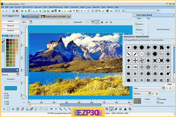 دانلود برنامه Focus Photoeditor