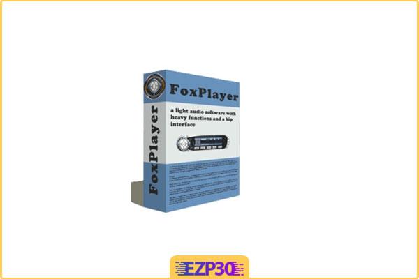 دانلود برنامه FoxPlayer نرم افزار موزیک پلیر برای کامپیوتر