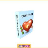 دانلود نرم افزار IconLover برنامه ساخت و ویرایش آیکون برای کامپیوتر