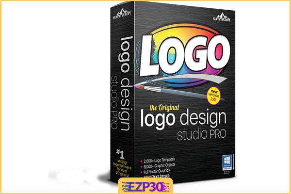 دانلود نرم افزار ساخت لوگو برنامه Logo Design Studio pro برای کامپیوتر
