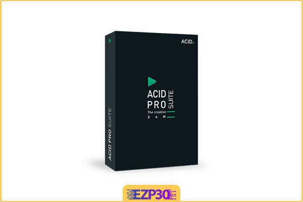 دانلود MAGIX ACID Pro Suite برنامه ویرایش حرفه ای موزیک برای کامپیوتر