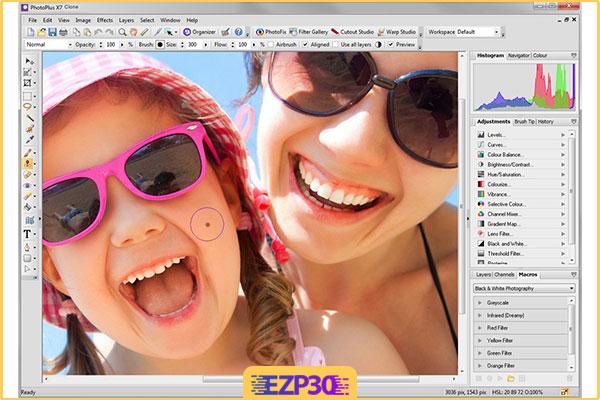 دانلود برنامه Serif PhotoPlus