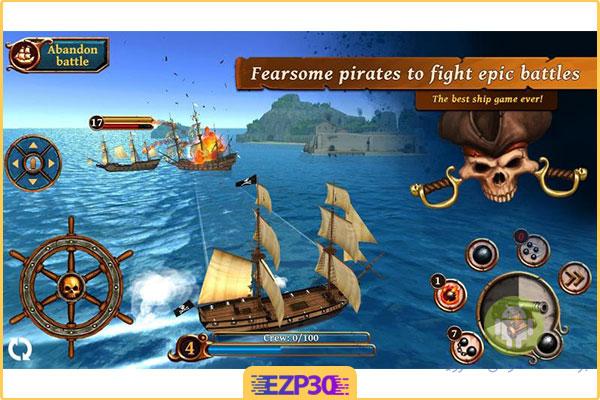 دانلود بازی عصر دزدان دریایی