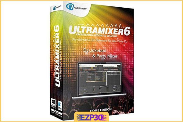 دانلود برنامه UltraMixer Pro نرم افزار میکس موزیک برای کامپیوتر
