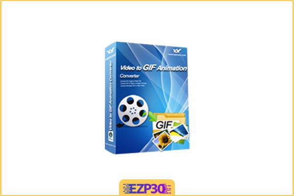دانلود نرم افزار تبدیل ویدیو به گیف برای کامپیوتر برنامه VeryDOC Video to GIF Animation Converter