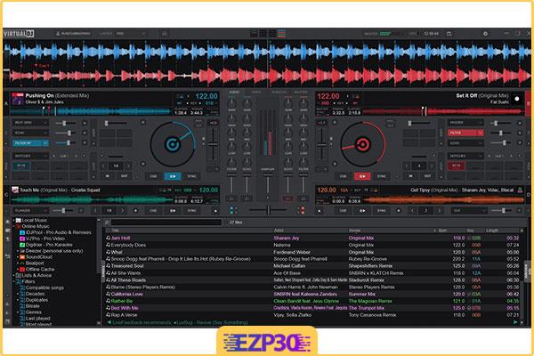 دانلود برنامه Virtual DJ Studio