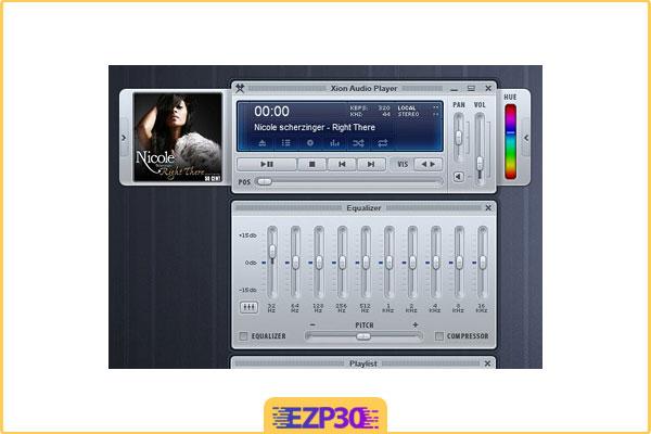 دانلود Xion Audio Player