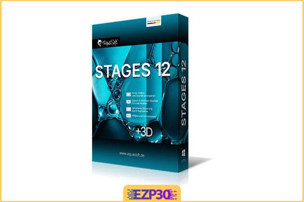 دانلود نرم افزار AquaSoft Stages برنامه ساخت پروژه چند رسانه ای