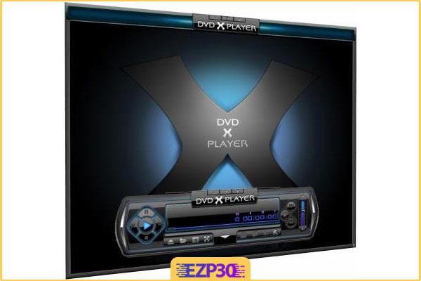 دانلود DVD X Player Professional نرم افزار مدیا پلیر برای کامپیوتر