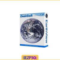 دانلود برنامه Desksoft EarthView مشاهده کره زمین در دسکتاپ
