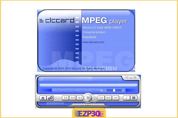 دانلود Elecard MPEG Player