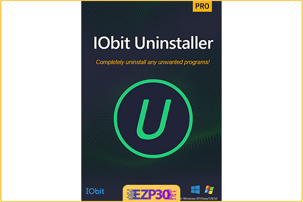 دانلود برنامه IObit Uninstaller حذف نرم افزار نصب شده برای کامپیوتر