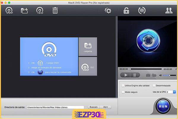 دانلود MacX DVD Ripper Pro