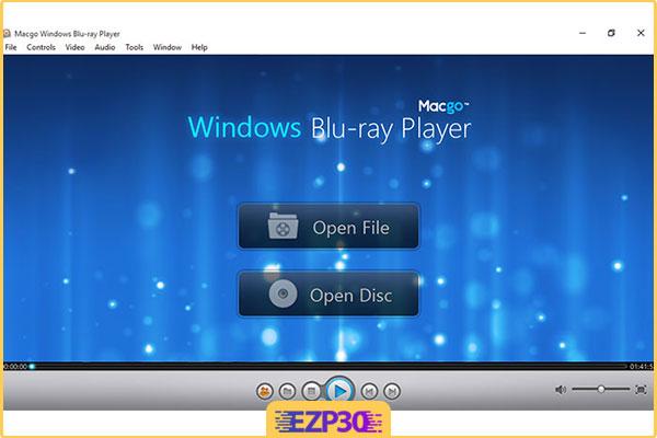 دانلود Macgo Blu-ray Player