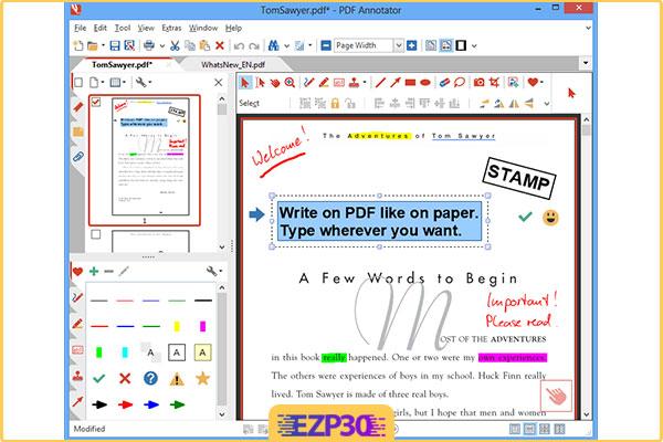دانلود برنامه PDF Annotator