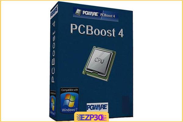 دانلود برنامه PGWARE PCBoost نرم افزار بهینه ساز سرعت ویندوز
