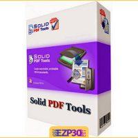 دانلود Solid PDF Tools نرم افزار کار با فایل PDF برای کامپیوتر