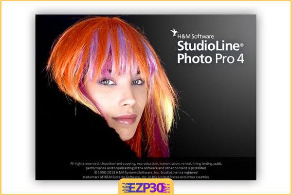 دانلود StudioLine Photo Pro برنامه مدیریت و ویرایش تصاویر کامپیوتر