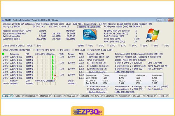 دانلود System Information Viewer