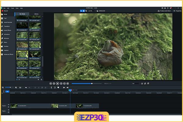 دانلود ACDSee Luxea Video Editor