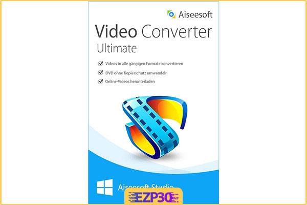 دانلود Aiseesoft Video Converter نرم افزار تبدیل فایل ویدیویی