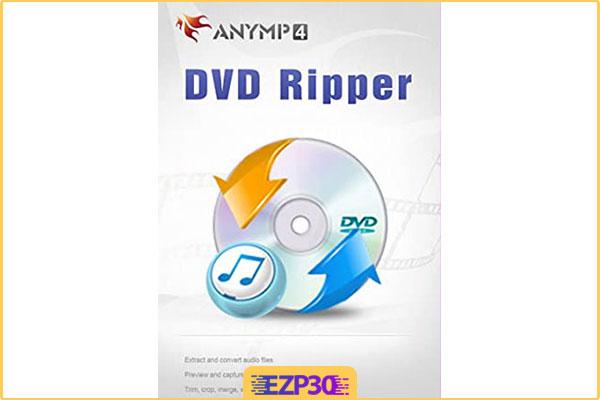 دانلود AnyMP4 DVD Ripper نرم افزار مبدل فیلم های DVD
