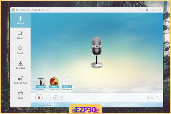 دانلود Apowersoft Streaming Audio Recorder