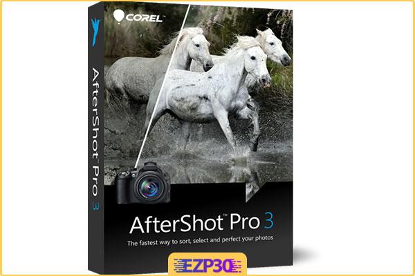 دانلود Corel AfterShot Pro نرم افزار مدیریت عکس برای کامپیوتر