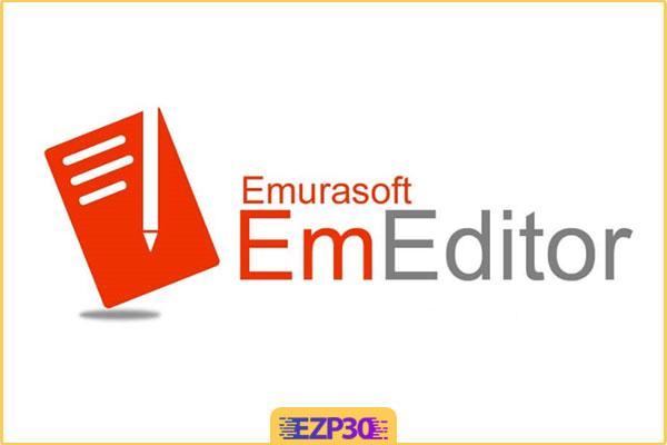 دانلود برنامه EmEditor Pro